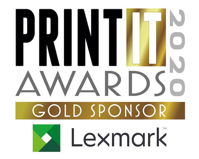 Lexmark Gold Sponsor