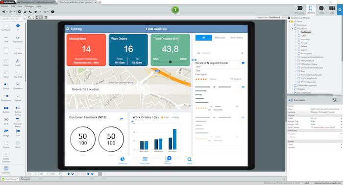 OutSystems-Platform-Interface