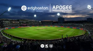 Apogee Warwickshire County Cricket Club and Apogee renew partnership_