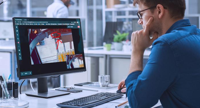 Konica Minolta new remote visual support tool