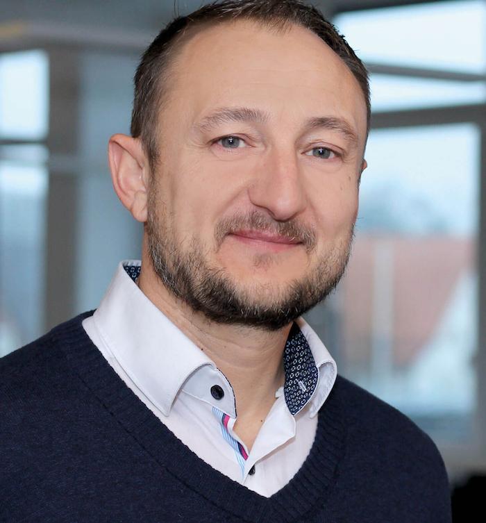 Mike Barron, Managing Director, Synaxon UK