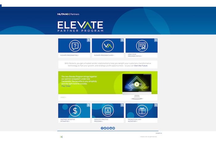 Portal Elevate