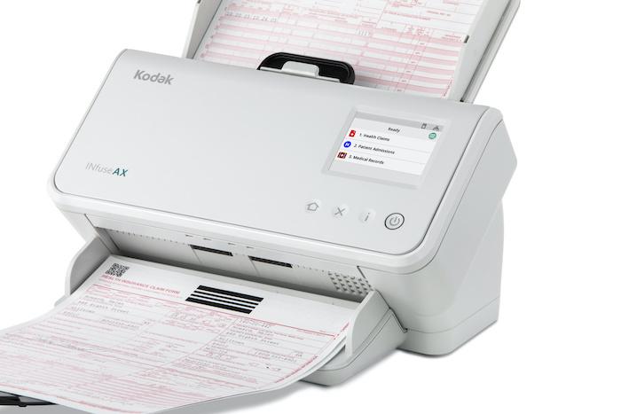 Kodak INfuse AX Scanner