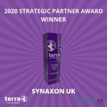Terra Computers Strategic Partner of the Year award 2020