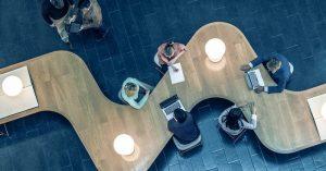 Barracuda people-around-table