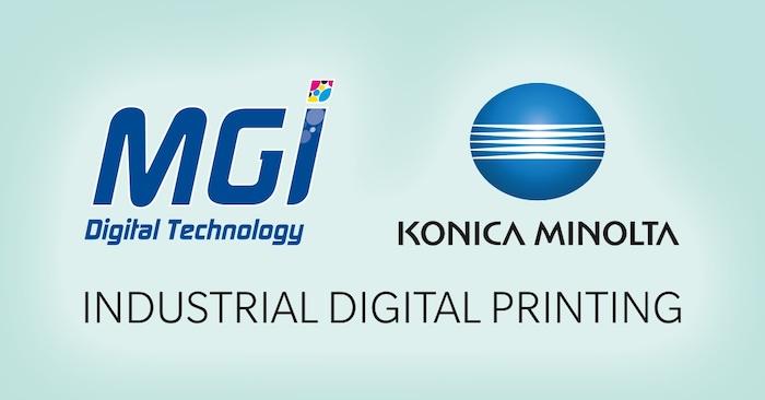 MGI and Konica Minolta