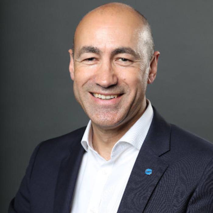 Steve Doust, Sales Director, Konica Minolta