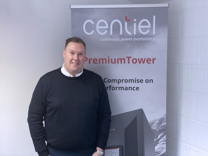 Will Simmons, CENTIEL, External Service Sales Engineer