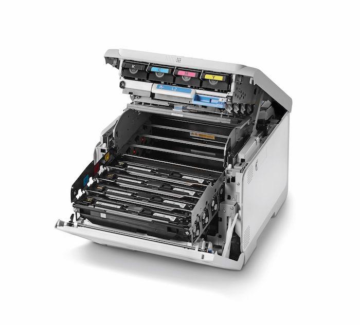 OKI C650 A4 colour printer
