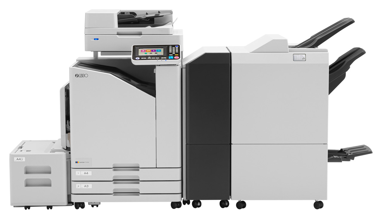 RISO introduces new ComColor FT range – Print IT Reseller Magazine