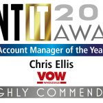 PIA Account Manager of the Year