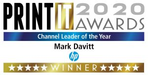 PIT Winner Award - Channel Leader of the Year