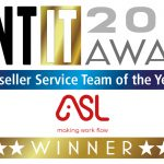 PIA-Reseller Service Team Of The Year Winner