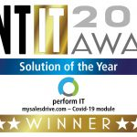 PIA Solution of the year