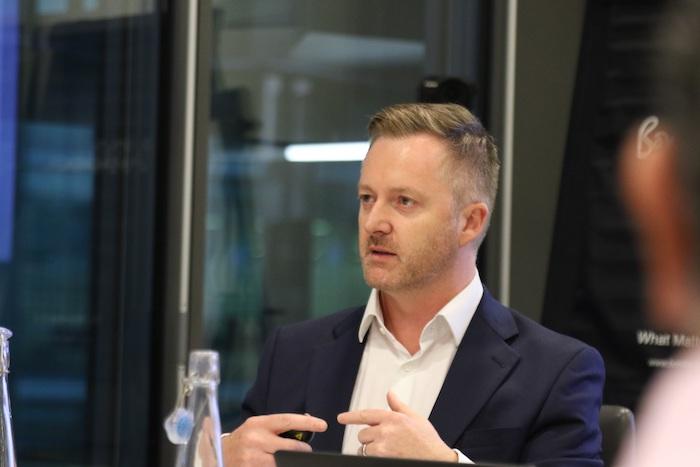 Simon Davey, CEO DMC