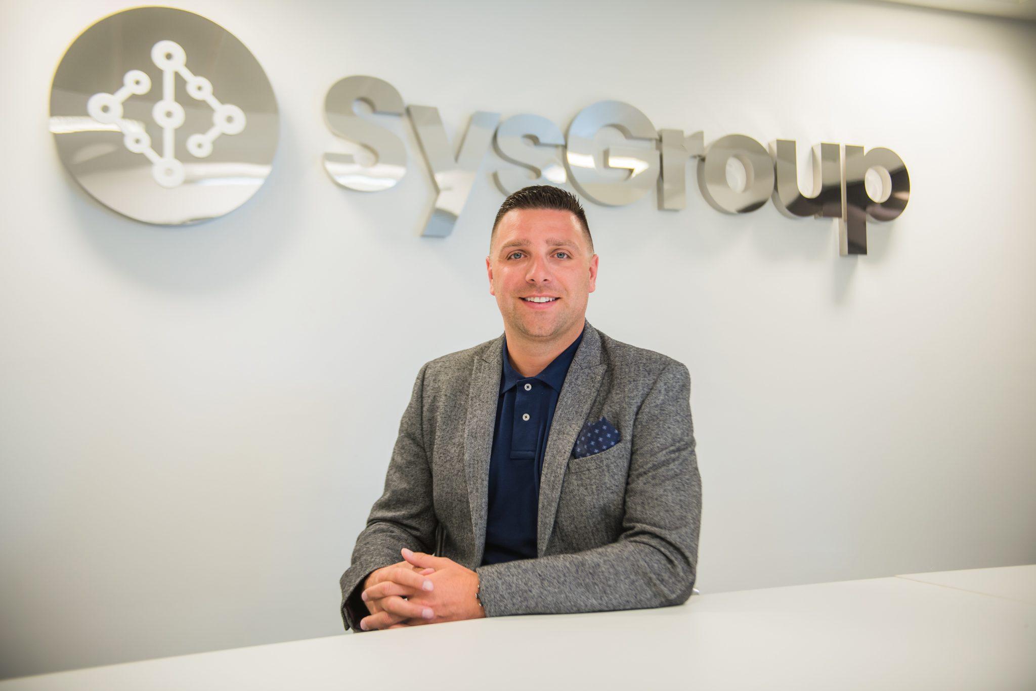 Adam Binks, SysGroup