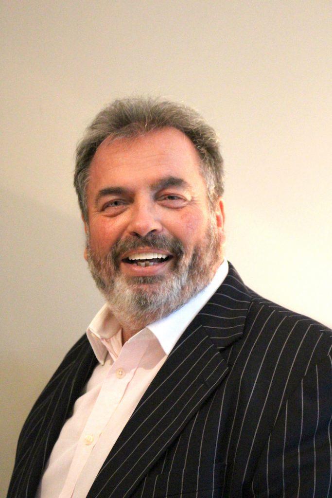 Steve Kendall-Smith