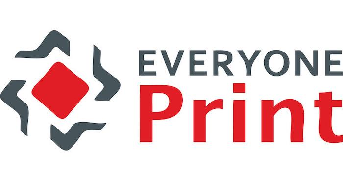 Everyone Print logo