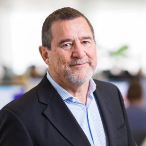 Alun Evans, Managing Director