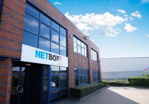 Netbox Digital exterior office shot